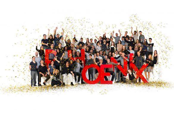 Phoenix Design Red Dot Design Team of the Year