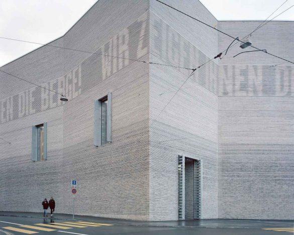 Kunstmuseum Basel Erweiterung