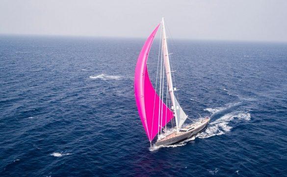 Pink Gin, Baltic Yachts