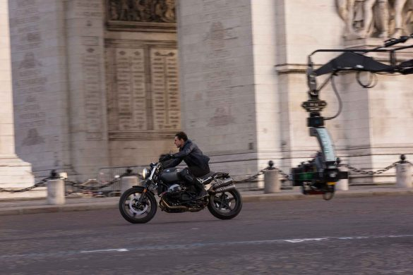 BMW, Mission Impossible, Tom Cruise