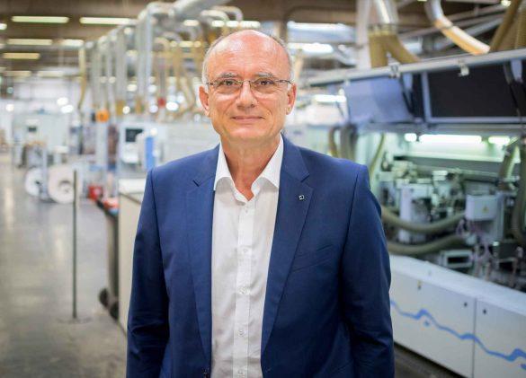 Helmut Sattler, CEO Neudoerfler