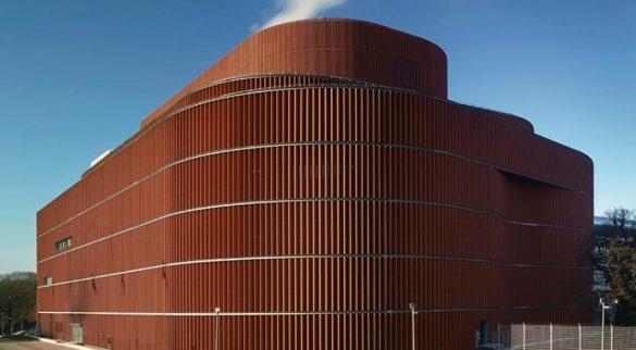 Värtan Bioenergy CHP-plant, Schweden