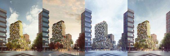 Wonderwoods Utrecht, Stefano Boeri Architetti