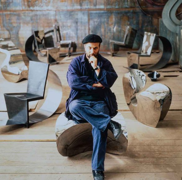 Ron Arad, Vitra Design Museum