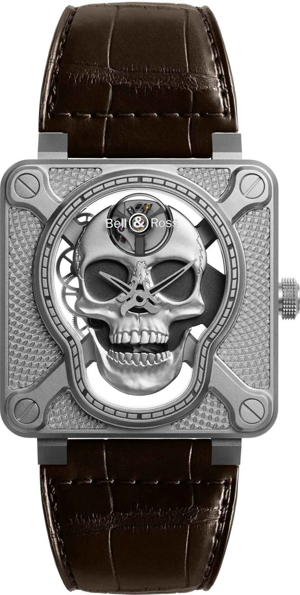 Bell & Ross Laughing Skull