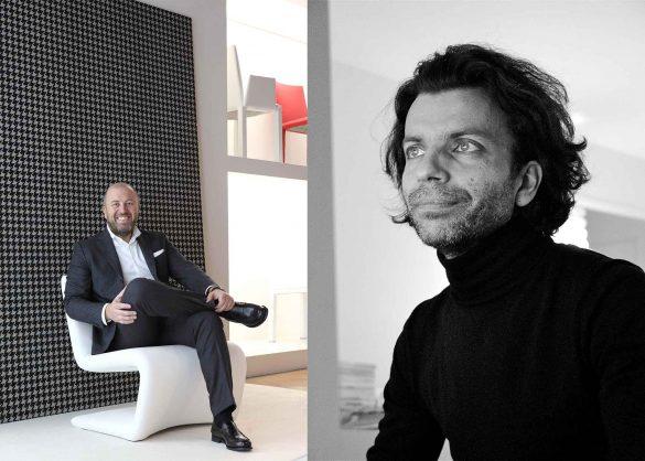 Fabrice Berrux design für Bonaldo