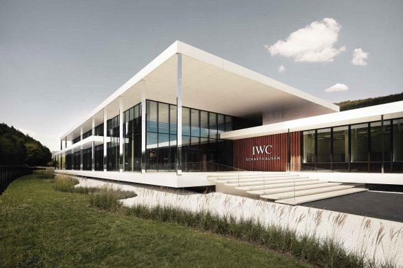 IWC Schaffhausen, Manufakturzentrum
