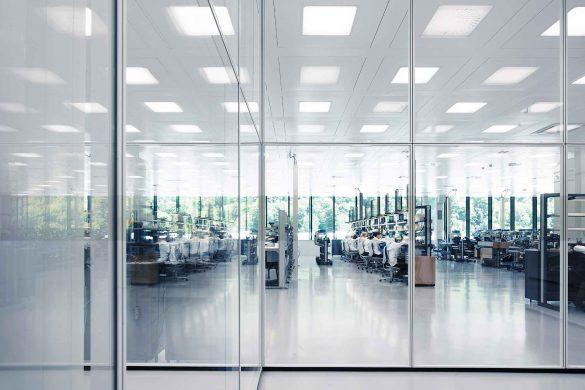 IWC Schaffhausen, neues Manufakturzentrum