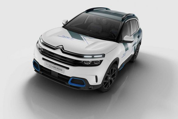Concept C5 Aircross Hybrid