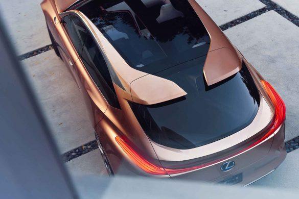 Lexus LF-1 Limitles
