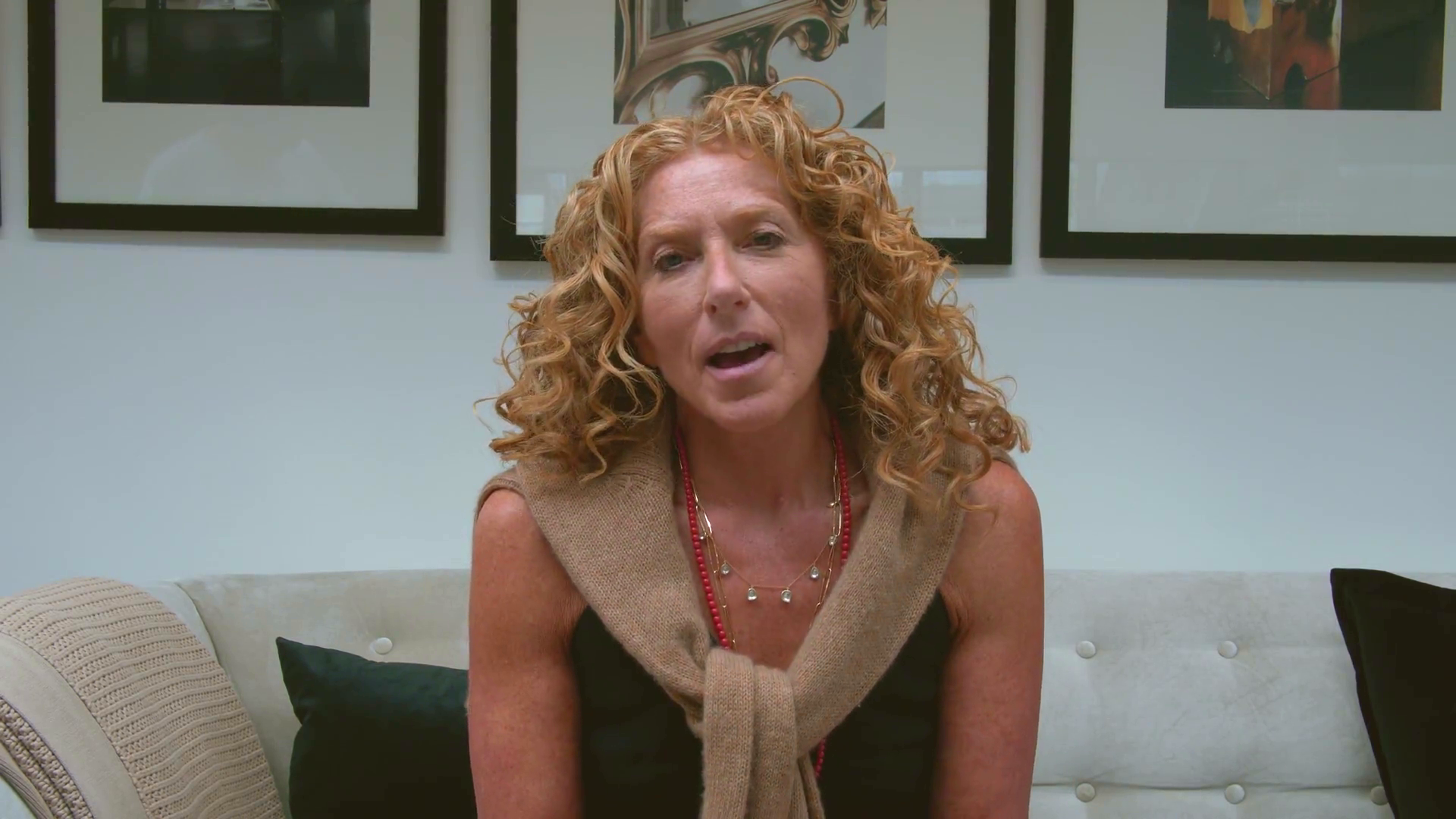 Kelly Hoppen about MM Collection