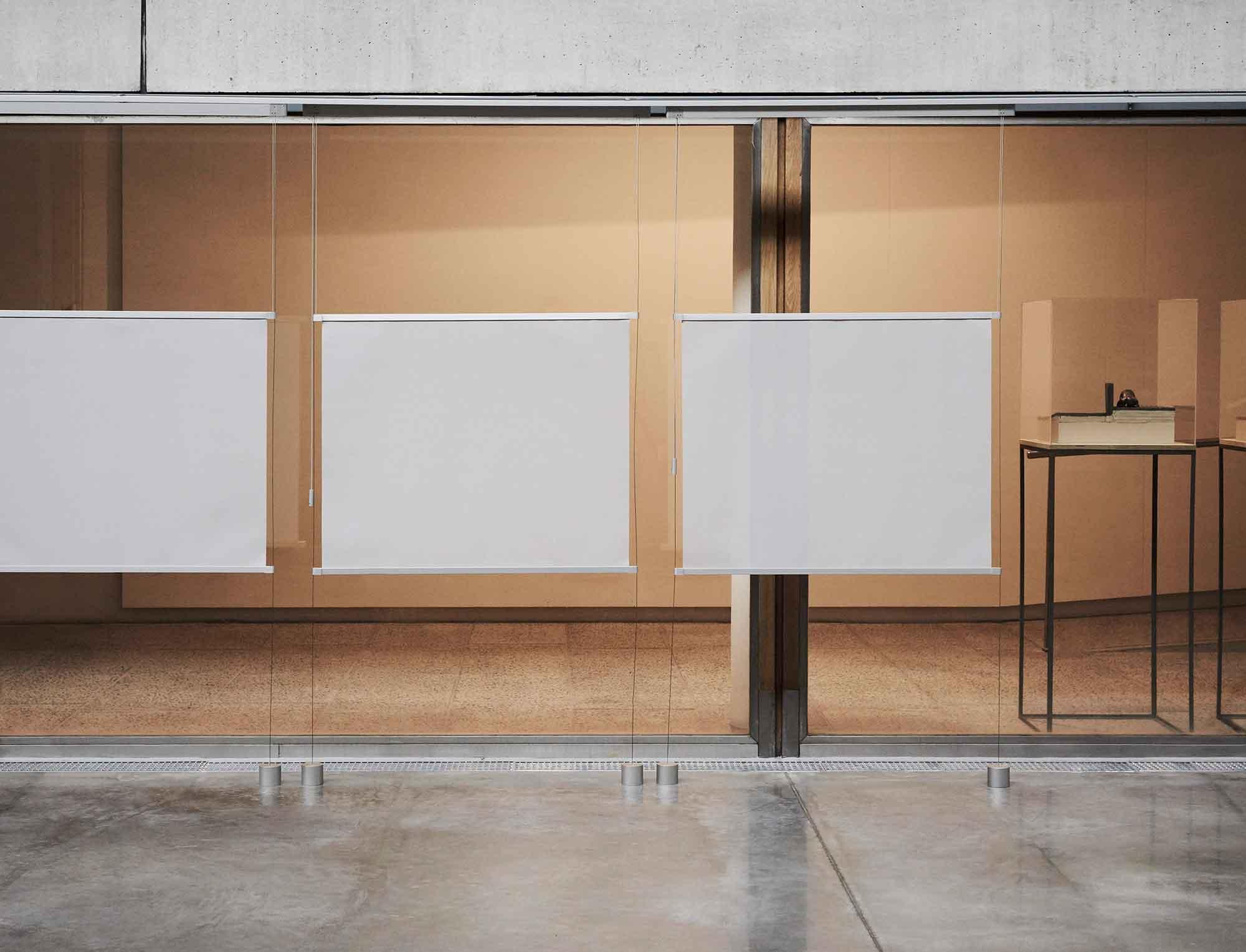Ein Newcomer Auf Der Orgatec Ist Das Schwedische Familienunternehmen Ann  Idstein. Präsentiert Werden Verschiedene Produktlinien Zum Thema Raumteiler.