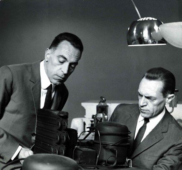 Achille und Pier Giacomo Gatiglioni