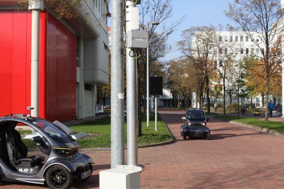 Siemens Mobility, autonomes Fahren