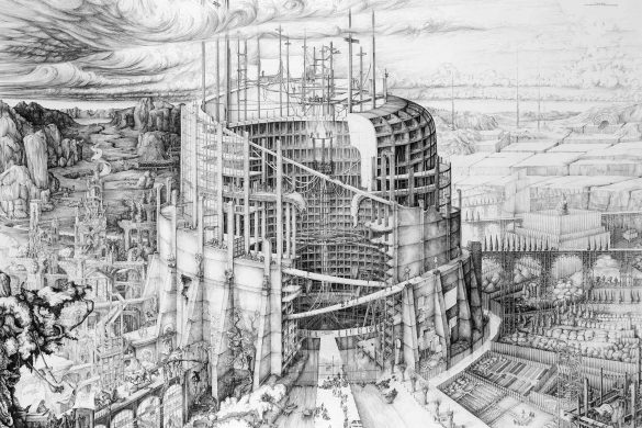 The Architectural Drawing Prize 2018
