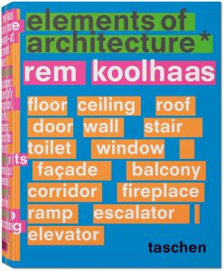 Koolhaas, Elements of Architecture