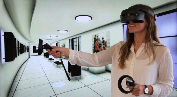 VR bei Sedus