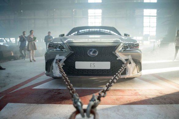 KI schreibt Drehbuch für Lexus
