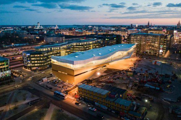 Oodi Helsinki