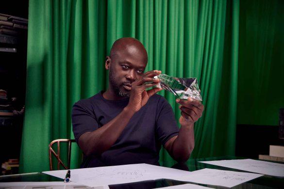 Sir David Adjaye designt Fashion Award Trophy