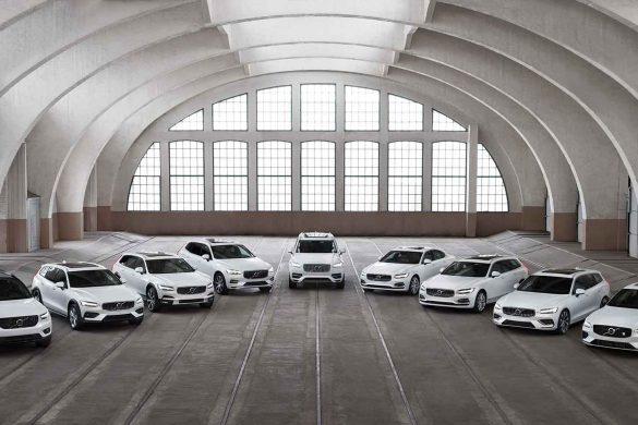 Volvo Designsprache