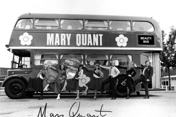 Mary Quant, V&A