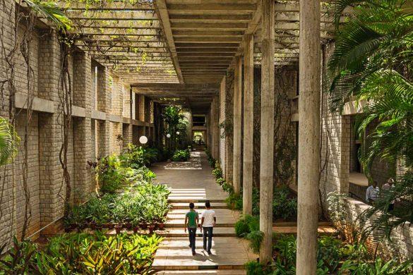 Balkrishna Doshi im Vitra Design Museum