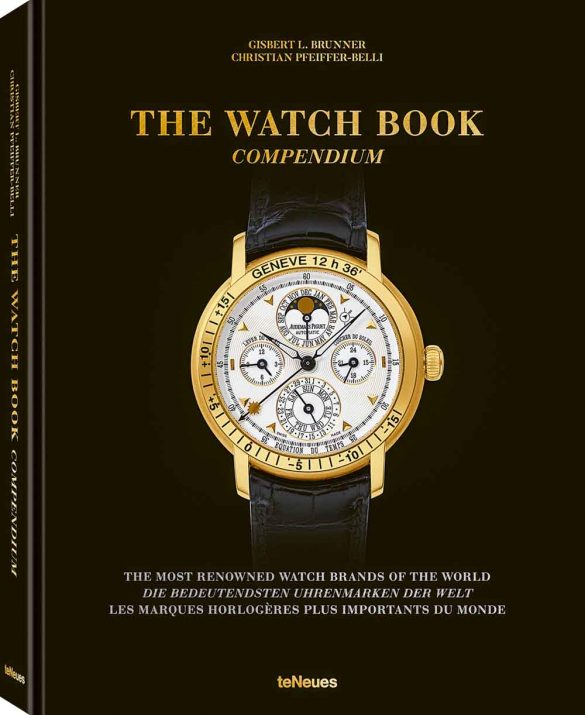 The Watch Book - Compendium, teNeues