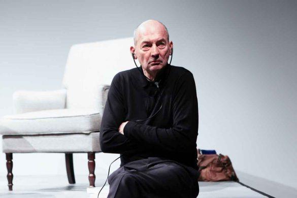 Rem Koolhaas als Musiksample