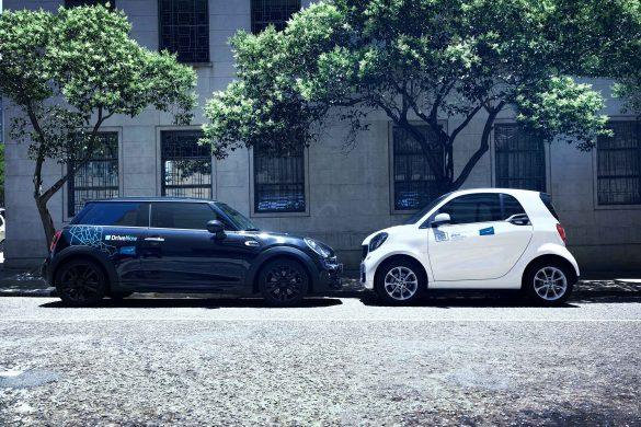 BMW Group - Daimler AG Mobilitäts-Verbund