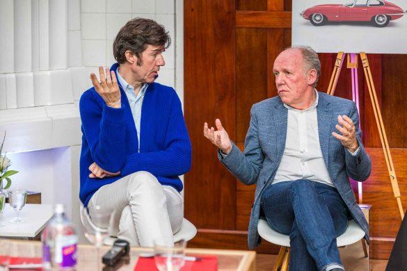 Stefan Sagmeister und Ian Callum über Funktion und Schönheit