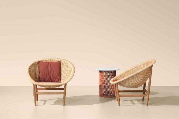 Basket Chair, Kettal