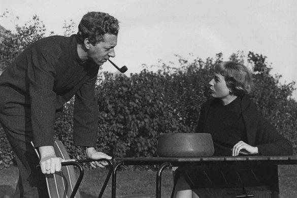 Nanna und Jørgen Ditzel