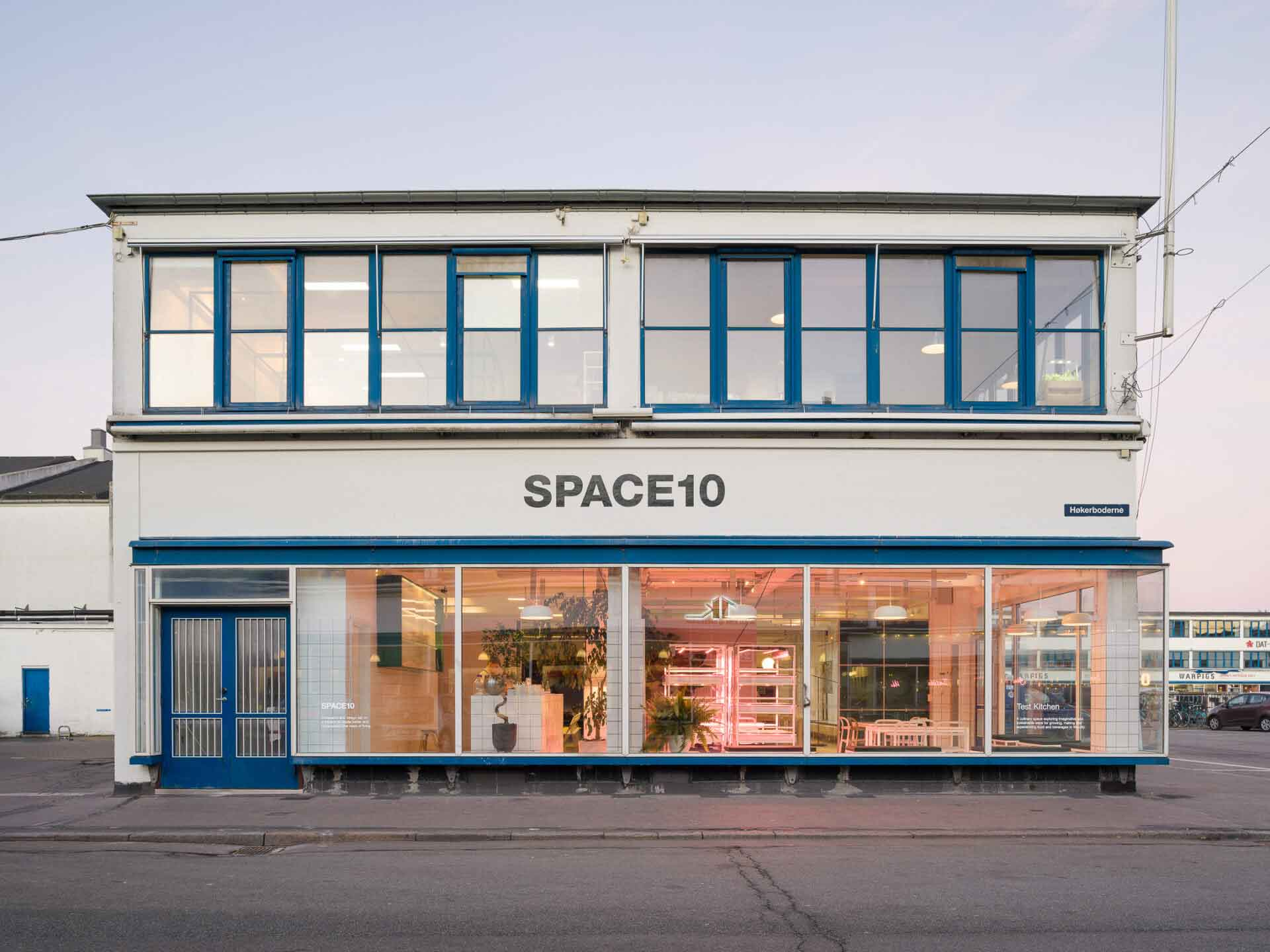 SolarVille SPACE10