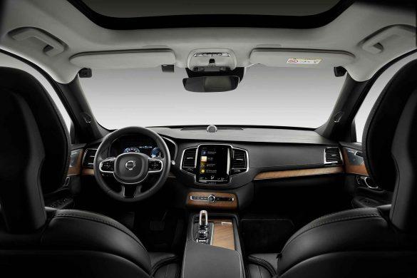 Volvo Sicherheitsdatenbank