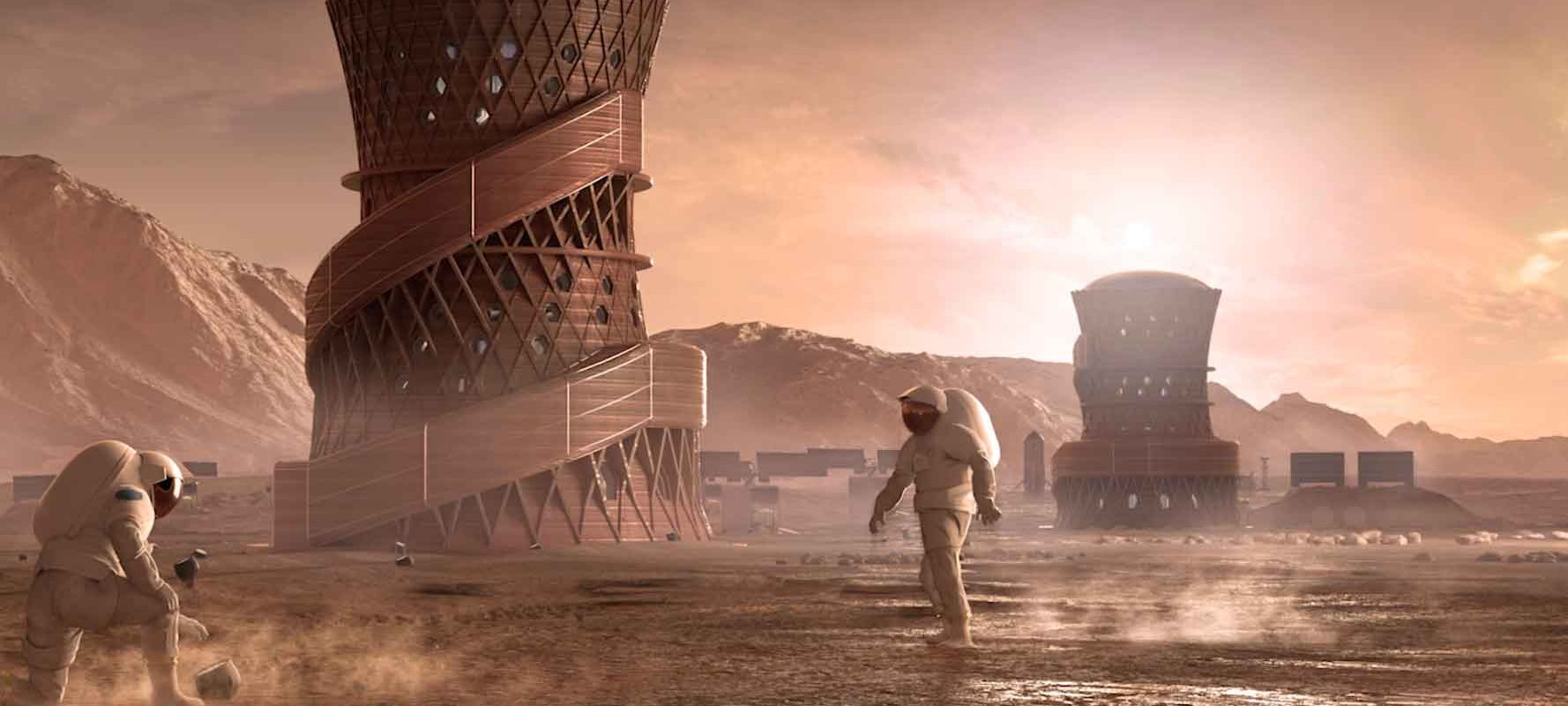 NASA's 3D-Printed Habitat Challenge