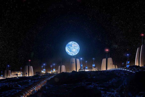 Moon Village, SOM