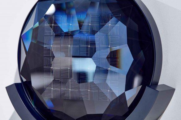 Solar Design Marjan van Aubel, Swarovski