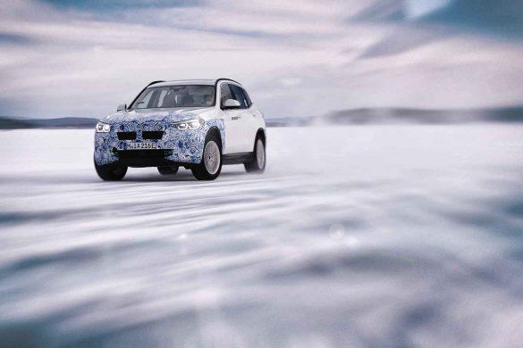 BMW i im Kältetest