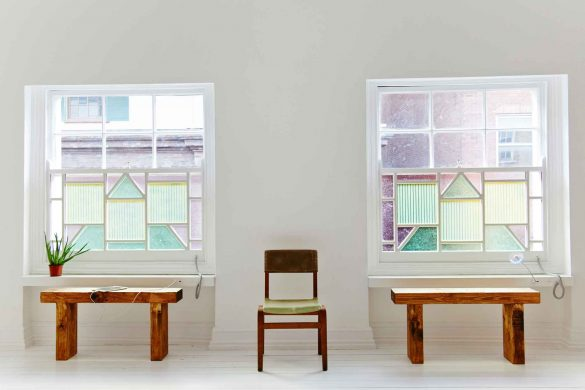 Current Windows, Marjan van Aubel