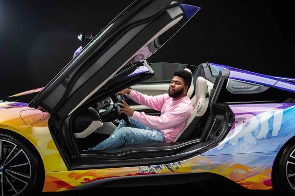 BMW i - Khalid - Coachella