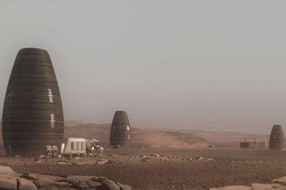 AI SpaceFactory Marsha