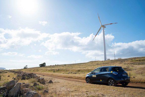 Smart Fossil Free Island, Renault