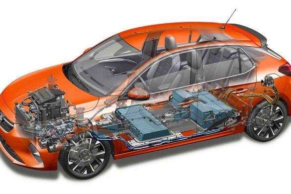 Die sechste Opel Corsa-Generation wird elektrisc