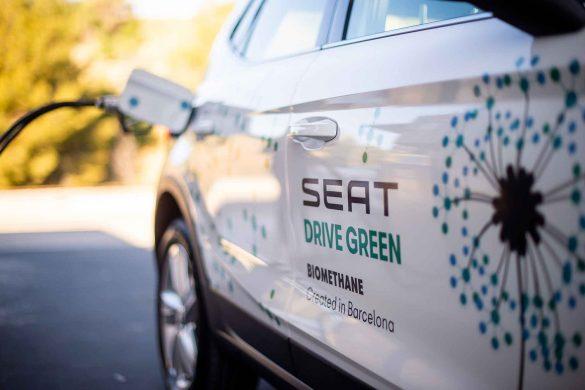 SEAT Biomethan-Projekt
