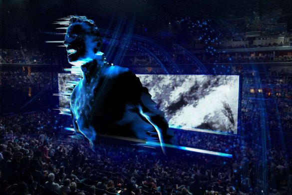Es Devlin, U2