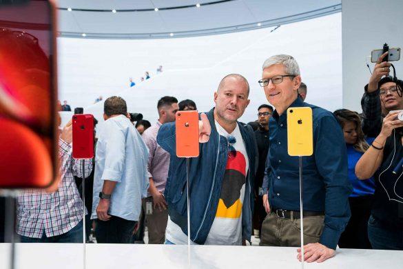 Ive verlässt Apple