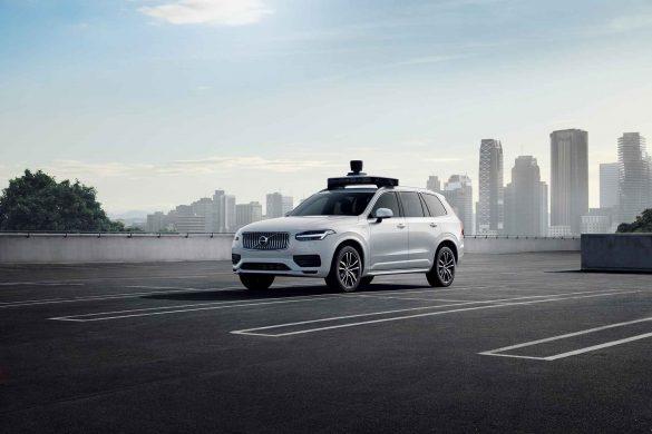 Selbstfahrendes Auto von Volvo und Uber ist serienreif