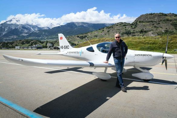 H55 Flight Trainer