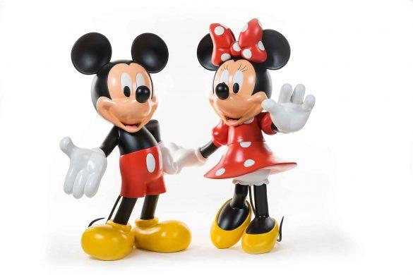 Leblon Delienne, Handwerkskunst für Micky Maus